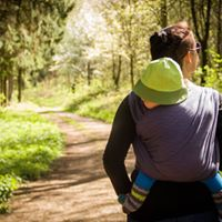 Babywearing for beginners Dienheim (Praxis Perrelax)
