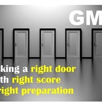GMAT Seminar  Unlocking a right door with a right score