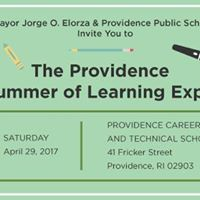 Providence Summer of Learning Expo