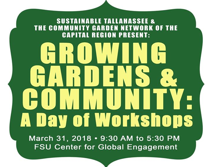 Growing Gardens and Community at FSU Center for Global Engagement ...