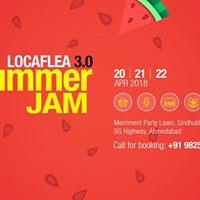 Locaflea 3.0 - Summer Jam  The Flea Market