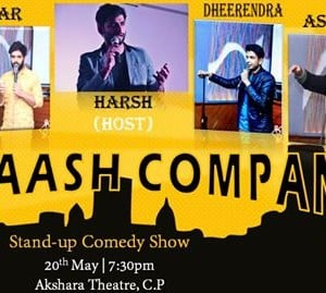 Badmaash Company 2.0 - A Stand-up Comedy Show