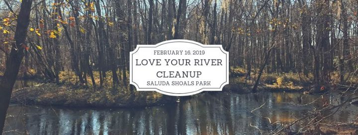 Love Your River Cleanup