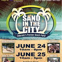 Sand In The City 2017