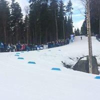 Hiihdon treenirinki Tampere