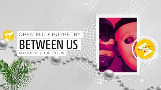 Samosa Festival - Open Mic and Puppet Show Between Us