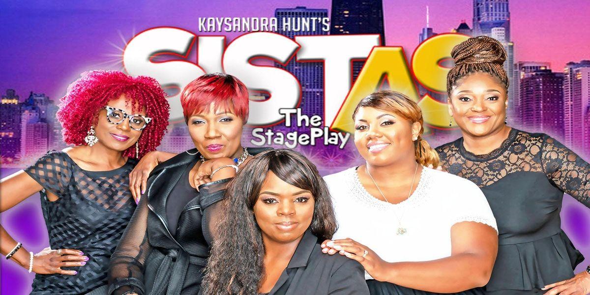 SISTAS The Comedy StagePlay - Atlanta GA