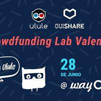 Crowdfunding Lab - Valencia