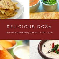 Delicious Dosa  Cooking Class
