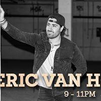 Eric Van Houten LIVE on the TOPS Stage