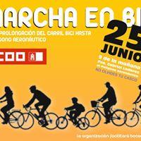 Marcha en Bici