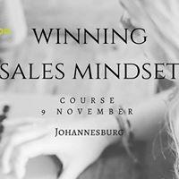 Winning Sales Mindset