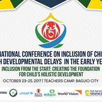 2017 National Conference on Inclusion of Children
