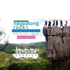 NAGPATONG ROCK  Tungtong Falls Dayhike