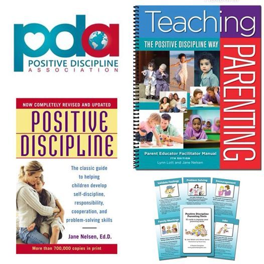 Teaching Parenting The Positive Discipline Way