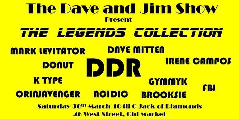 35a7e9e471db The Dave and Jim Show Present