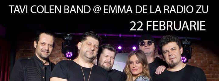 Tavi Colen Band & Emma de la Zu - Live Concert