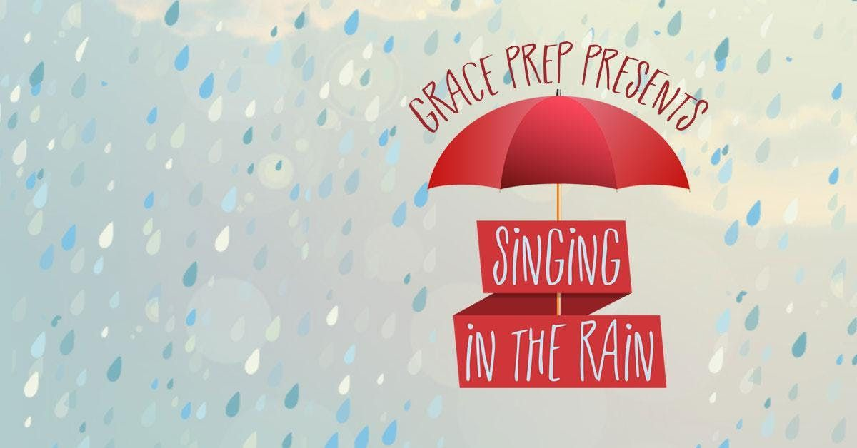 GPA Spring Musical - Singin in the Rain