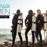 Womens Dive Day