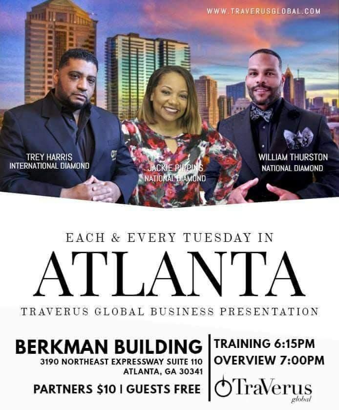 A Diamond Experience Atlanta Tuesday Conference