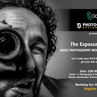 The Exposure Triangle Basic Photography Workshop