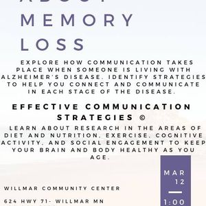 Questions about memory loss: Effective Communication Strategies at