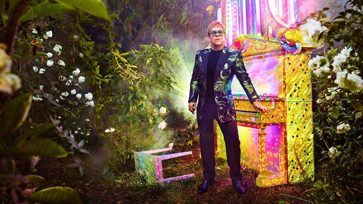 Elton John  Farewell Yellow Brick Road Tour Manchester
