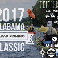 Alabama Kayak Fishing Classic
