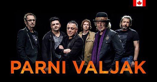 Parni Valjak - live in Calgary