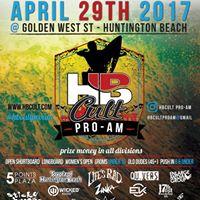 HB Cult Pro-Am IV and Community Beach Day (CBD)