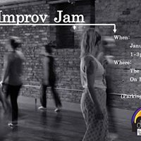 Improv Jam with Dance With Utica