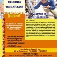 Australia PR for Technician