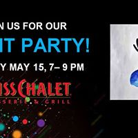 Paint Party at Swiss Chalet with Myshel Paints - May 15