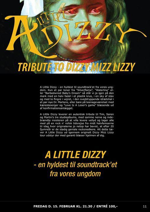 Tribute to Dizzy Mizz Lizzy
