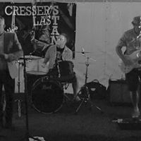 Cressers Last Stand Gig Sat 23 Sept 2017  3pm