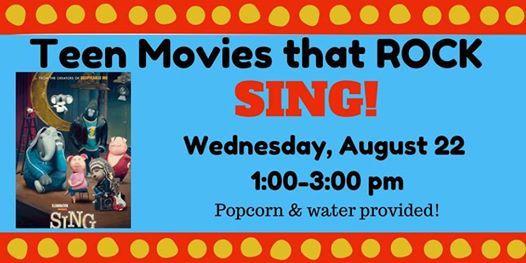Teen Movies Sing