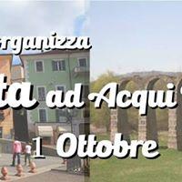 Gita ad Acqui Terme