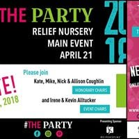The Party Main Event Relief Nursery 2018