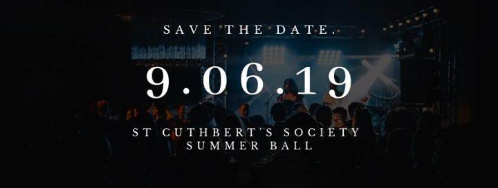 St. Cuthberts Society Summer Ball 2019