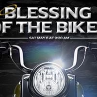 Blessing of the Bikes and Breakfast