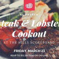 Steak &amp Lobster Cookout