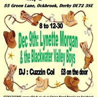 Lynette Morgan &amp Blackwater Valley Boys at String Band Boogie