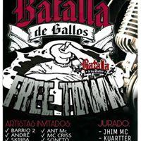 Free TOWN - Batalla de Gallos - Hip Hop