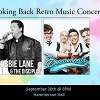 A Looking Back Retro Music Concert