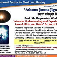Past Life Regression Workshop - Athato Janma Jignasa
