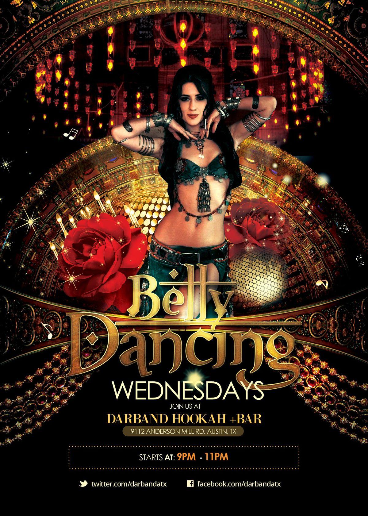 Belly Dance Wednesdays Darband Hookah BAR