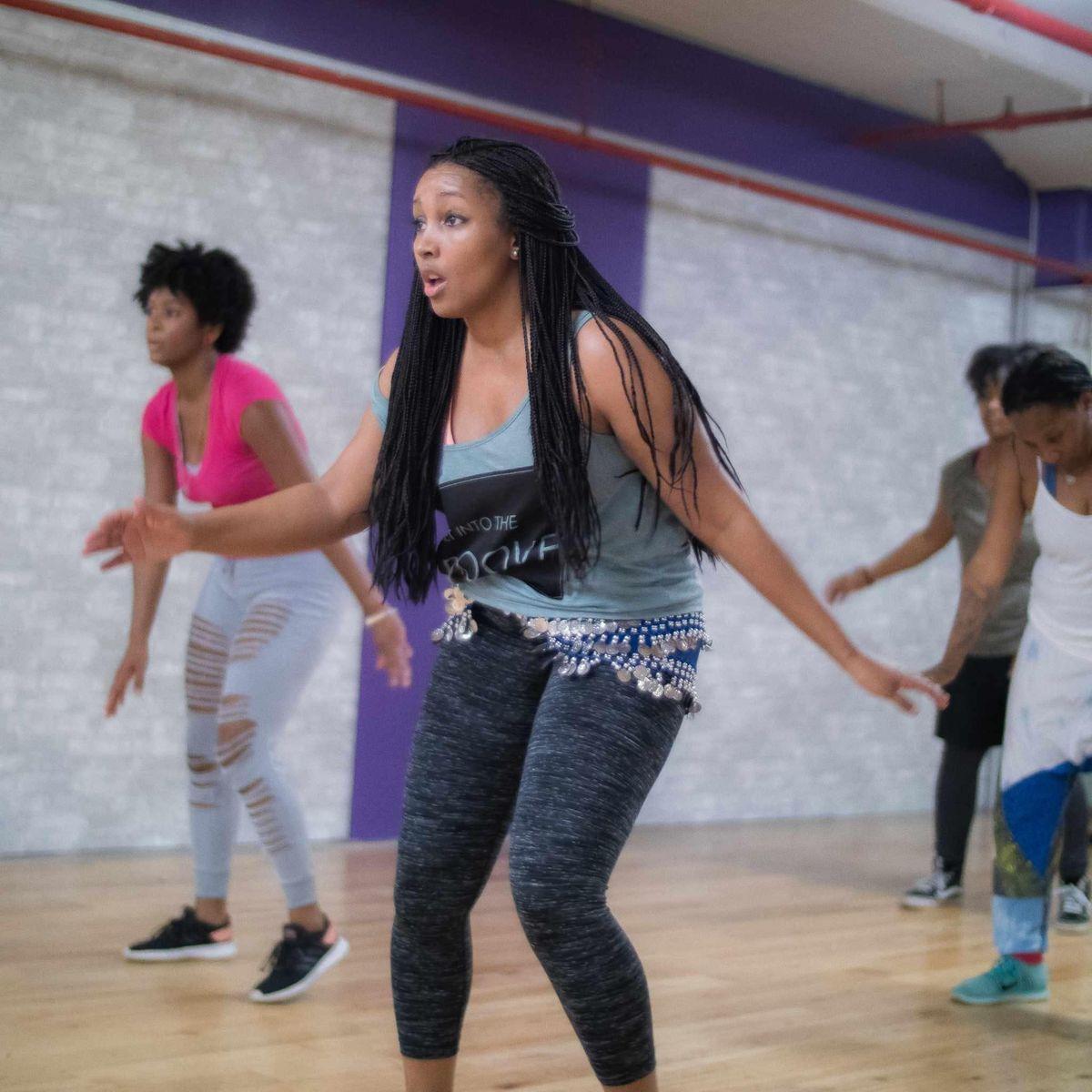 Dance Cardio with A TWIST