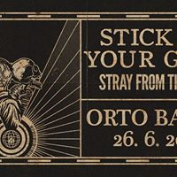 26.6. Stick to your guns Stray from the path - Orto bar