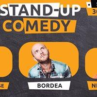 Satu Mare Stand-up comedy cu Bordea Tnase &amp Nelu Cortea
