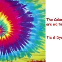 Tie &amp Dye Workshop